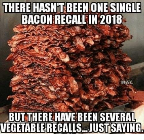 Bacon Recall