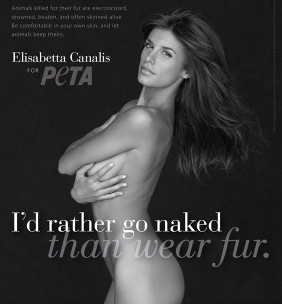 I'd Rather Go Make Than Wear Fur